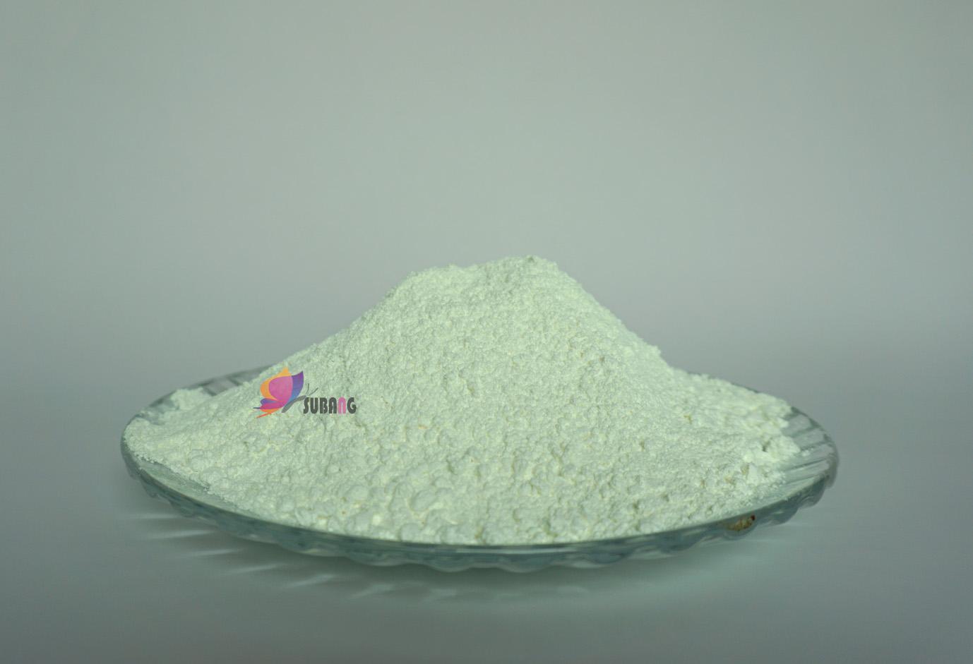 浅谈工业助剂-荧光增白剂