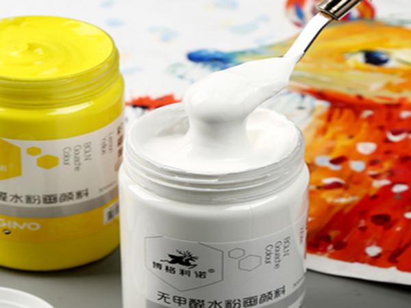 工艺美术品中所使用的白色颜料不黄变的原因竟是它!